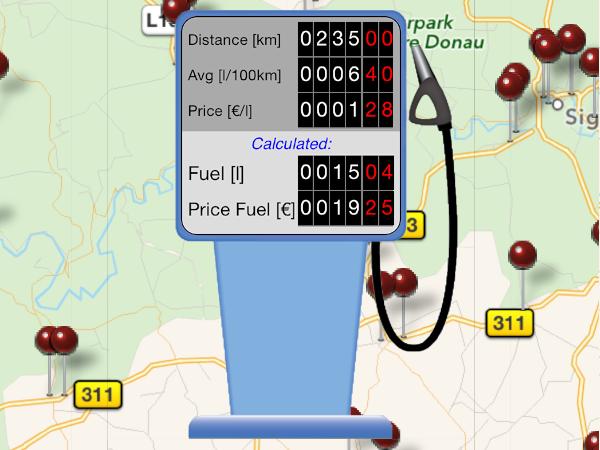Calc Fuel